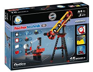 Fischertechnik Optics Experiment Kit