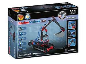 Fischertechnik Pneumatic Power Building Kit